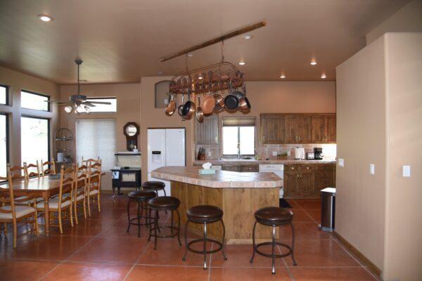 Cliff Dwellers Kitchen 1