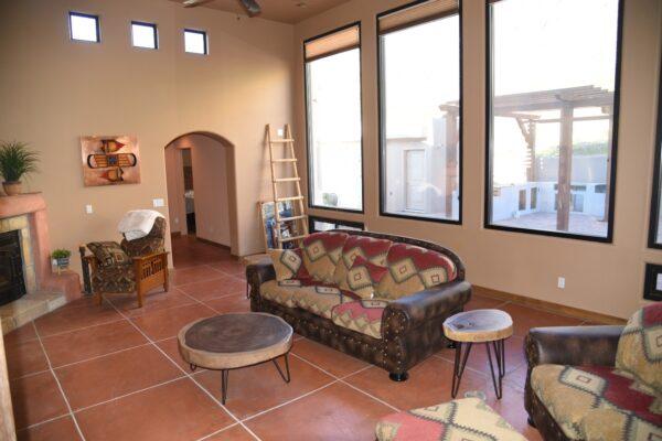 Cliff Dwellers Living Room 3b